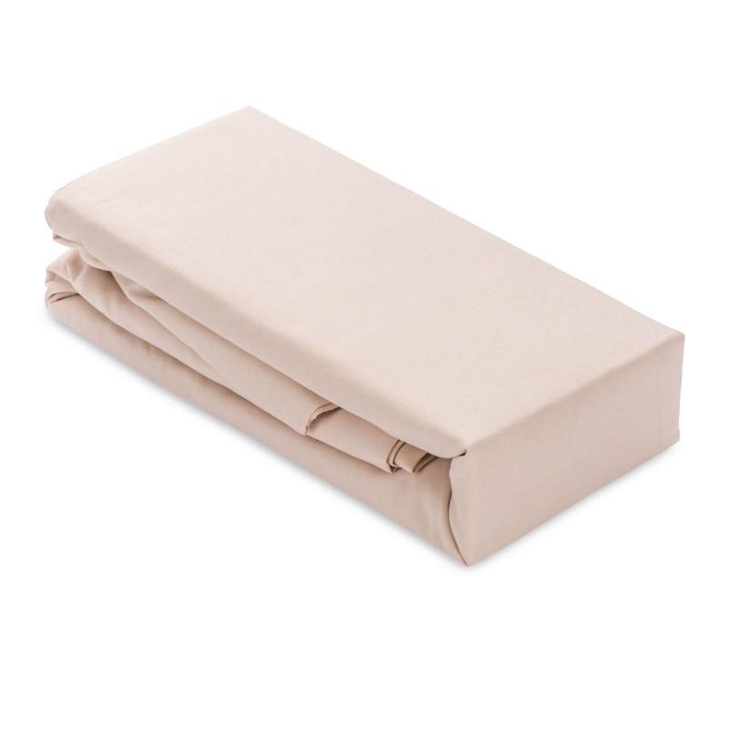 Pamučna plahta Ivonne izrađena je od renforce platna koje važi za mekanu tkaninu, jednostavnu za održavanje. Plahta ima gumu na krajevima na rubu za lakše prijanjanje na madrac. Zbog svojih dimenzija je primjeren za više madrace do visine 25 cm. Perivo na 60 °C.