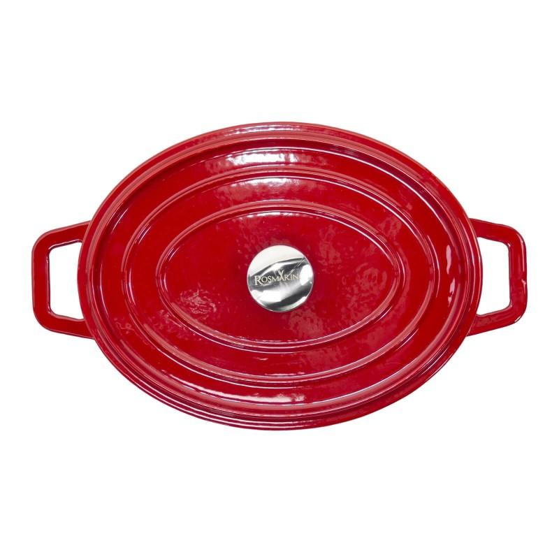 Za sve kuhare i gurmane koji od posuđa očekuju najviše. Šerpa od lijevanog željeza Blacksmith's vrhunske je izrade, najvišeg kvalitetnog razreda i veoma svestrane upotrebe. Svo posuđe Blacksmith's odlikuje moderan dizajn i nevjerovatna dugotrajnost okvira od lijevanog željeza i emajliranog premaza. Primjereno je za sve površine za kuhanje, uključujući indukciju i upotrebu u pećnici i na otvorenoj vatri.