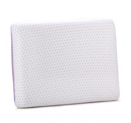 Klasični jastuk od memorijske pjene Vitapur Family Lavender Memory - 40x55x9 cm