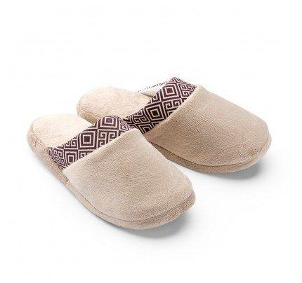 Ženske papuče Vitapur Family SoftTouch Home – bež