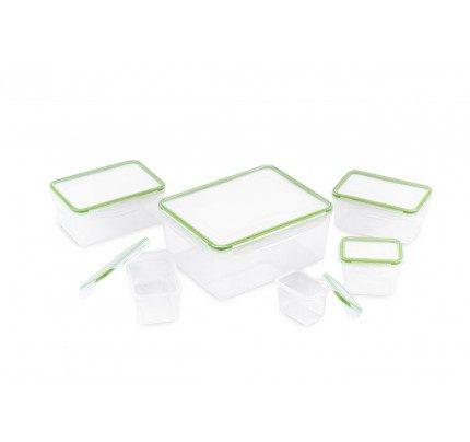 12-dijelni set plastičnih posuda za čuvanje namirnica Rosmarino