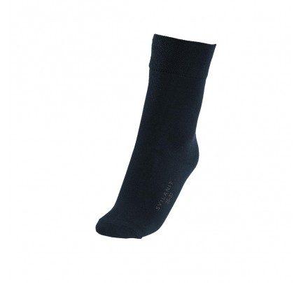 Čarape ženske sokne Svilanit Marshal - teget