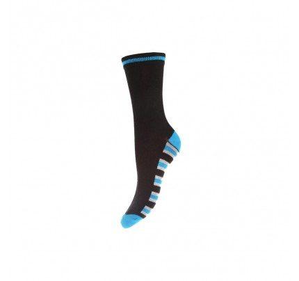 Čarape ženske sokne Svilanit Marshal - plave linije