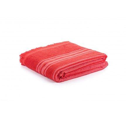 Ljetni pokrivač Vitapur Family Santorini  - crveni