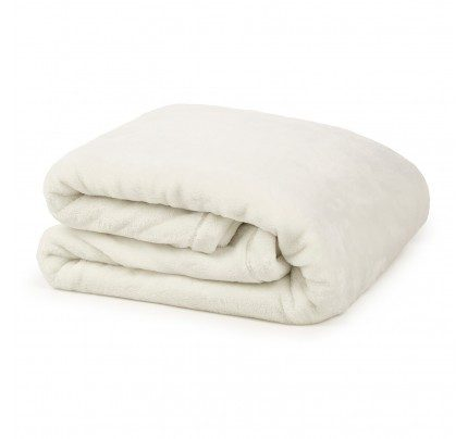 Dekorativni pokrivač Vitapur Anna - bijeli