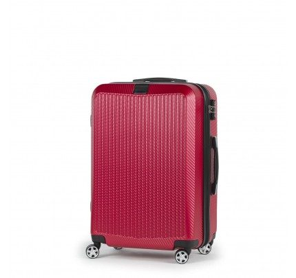 Kofer Scandinavia Carbon crveni - 60 l