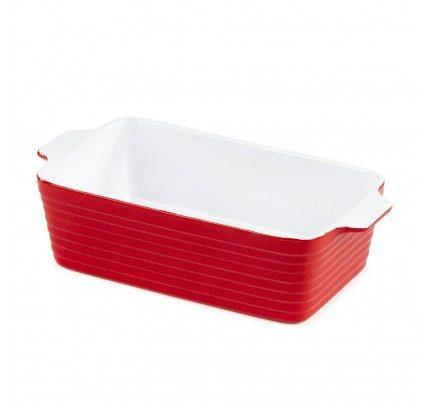Crveni keramički pekač Rosmarino - manji