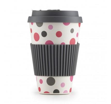 Šolja za kafu od bambusa Pike - 400 ml