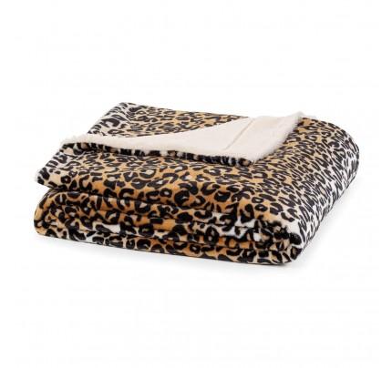 Dekorativni pokrivač Vitapur Beatrice – leopard