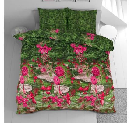 Pamučna posteljina Svilanit Chaman