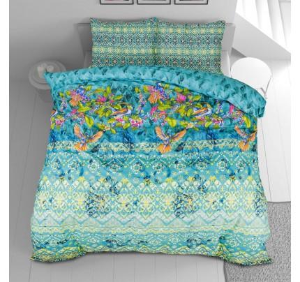 Pamučna posteljina Svilanit Paradise Garden