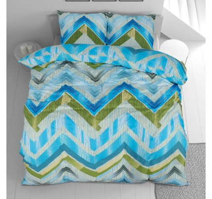 Pamučna posteljina Svilanit Ava