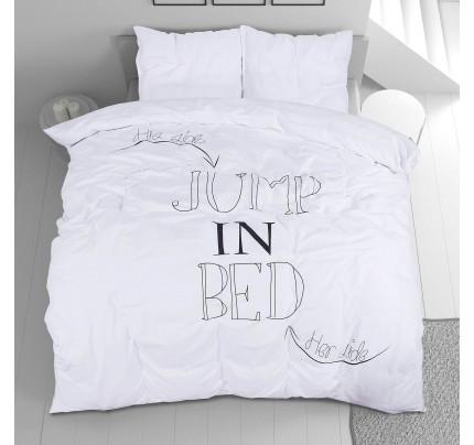 Pamučna posteljina Svilanit Jump in Bed