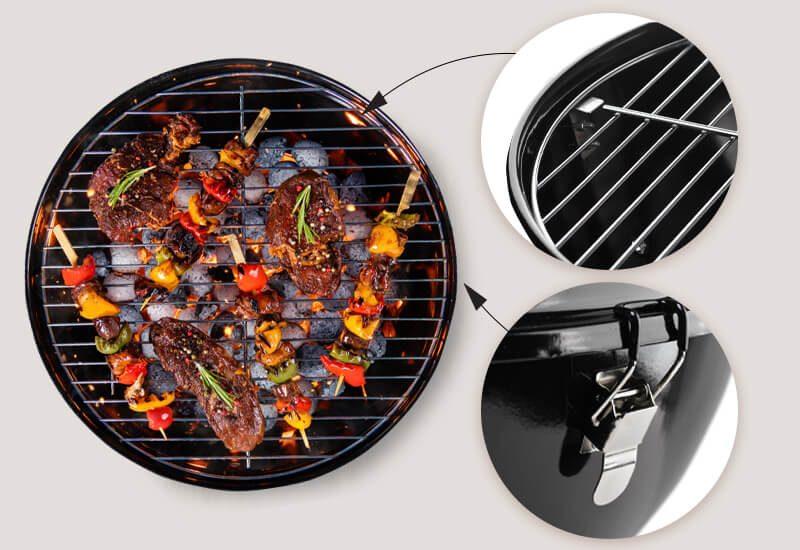 Kvalitetni materijali za pravo roštiljsko uživanje