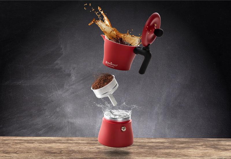 Priprema ukusne tradicionalne kafe