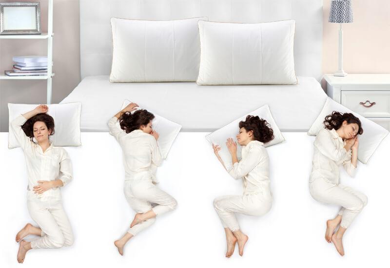 Idealan izbor za sve položaje spavanja