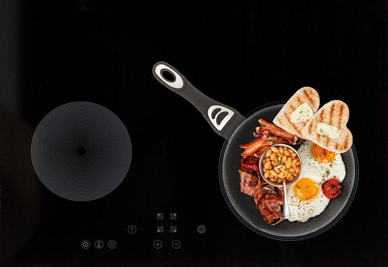 Primjereno za sve površine za kuhanje pa i indukciju