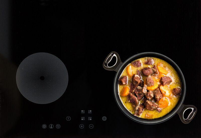 Primereno za sve površine za kuhanje pa i indukciju
